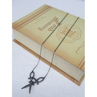 Scissors Necklace