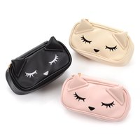 Pooh-chan Face Square Pouch
