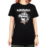 KonoSuba SD Megumin Jrs Screen Print T-Shirt