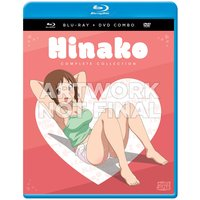 Hinako Complete Collection Blu-Ray/DVD Combo Pack