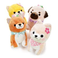 Mameshiba San Kyodai Haru Ranman Dog Plush Collection (Big)