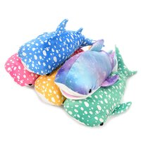 Mochi Puni Whale Shark Super Colorful Big Plush Collection Vol. 2