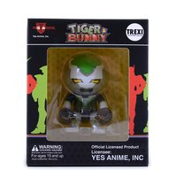 Anime Trexi Wild Tiger - Hero Suit Ver.
