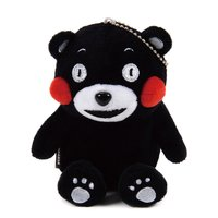 Kumamon Mini Ball Chain Plush