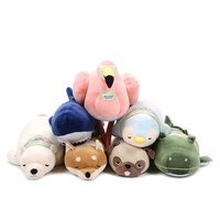 Premium Nemu Nemu Animals Large Cooling Hug Pillow Collection