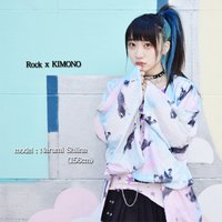 ACDC RAG Pastel Sky Cat Kimono