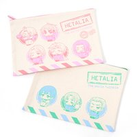 Hetalia: The World Twinkle Multi Pouches