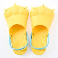 Akiba Sandals - Yellow x Blue