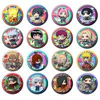 Naruto Shippuden Button Badge Collection Box Set