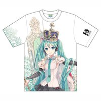 Hatsune Miku 10th Anniversary Graphic T-Shirt