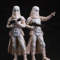 ArtFX+ Snowtrooper Statue 2-Pack | Star Wars