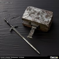 Bloodborne Hunter's Arsenal Kirkhammer 1/6 Scale Weapon