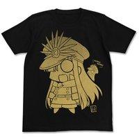 Fate/Grand Order Golden Nobu Black T-Shirt