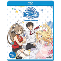 Amagi Brilliant Park Complete Collection
