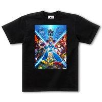 Mega Man X Anniversary Collection Main Visual T-shirt