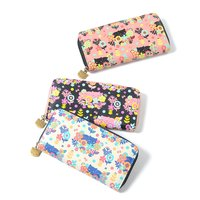 Scandinavian Pooh-chan Long Wallets