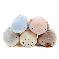 Marshmallow Aquamie Small Plush Collection