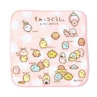 Sumikko Gurashi Tokotoko Minikko Petite Towel