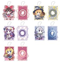 Touhou Project Diecut Pass Cases