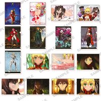 Fate/Extra Last Encore Petite Clear File Collection Box Set