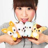 Kojika no Latte Deer Plush Collection (Ball Chain)