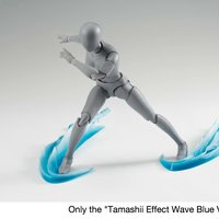 Tamashii Effect Blue Waves Effect Peices
