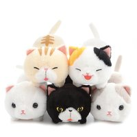 Nobinobi Munchkin Cat Plush Collection (Standard)