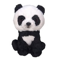 Fluffies Small Panda Plush