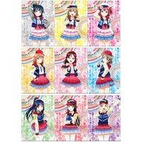 Love Live! Sunshine!! The School Idol Movie: Over the Rainbow Clear File Set