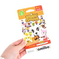 Animal Crossing amiibo Cards Series 2 Pack