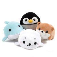Pocket Aquarium Animal Plush Collection (Standard)
