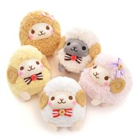 Fuwa-moko Natural Wooly Sheep Standard Plush Collection