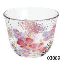Hana Hitohira Glass Iced Tea Cup