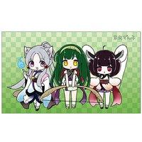 Tohoku Zunko Chibi Tohoku Sisters Mini Poster