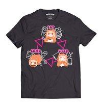 Himouto! Umaru-chan Eat Sleep Game T-Shirt