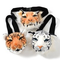 Animal Face Pouches
