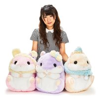 Coroham Coron Moko Moko Hamster Plush Collection (Big)