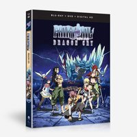 Fairy Tail: Dragon Cry Blu-ray/DVD Combo Pack