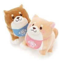 Chuken Mochi Shiba Sakura & Monaka Standing Plush Collection (Big)