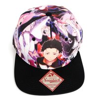 Re:Zero ‐Starting Life in Another World‐ Sublimated Snapback