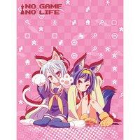 No Game No Life Shiro & Izuna Throw Blanket