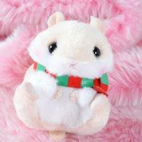 Coroham Coron Christmas Hamster Plush Collection (Ball Chain)
