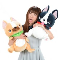 Buruburu Boo! Neighbors Dog Plush Collection (Big)