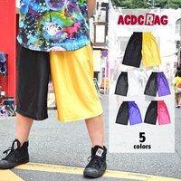 ACDC RAG Assymetrical Basketball Shorts