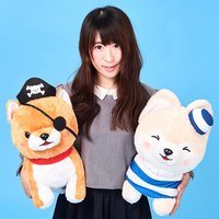Mameshiba San Kyodai Kaizoku Gokko Dog Plush Collection (Big)