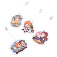 Kyun Character Illustrations Love Live! Sunshine!! Let's Go to Numazu! Name Tags Vol. 1