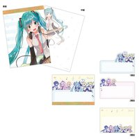 Vocaloid Memo Pad Collection