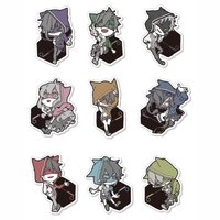 Kagerou Project Acrylic Badge Collection
