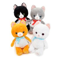 Koneko no Jewel Cat Plush Collection (Big)