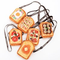 Marude Pan Like a Bread Shoulder Pouches Vol. 2